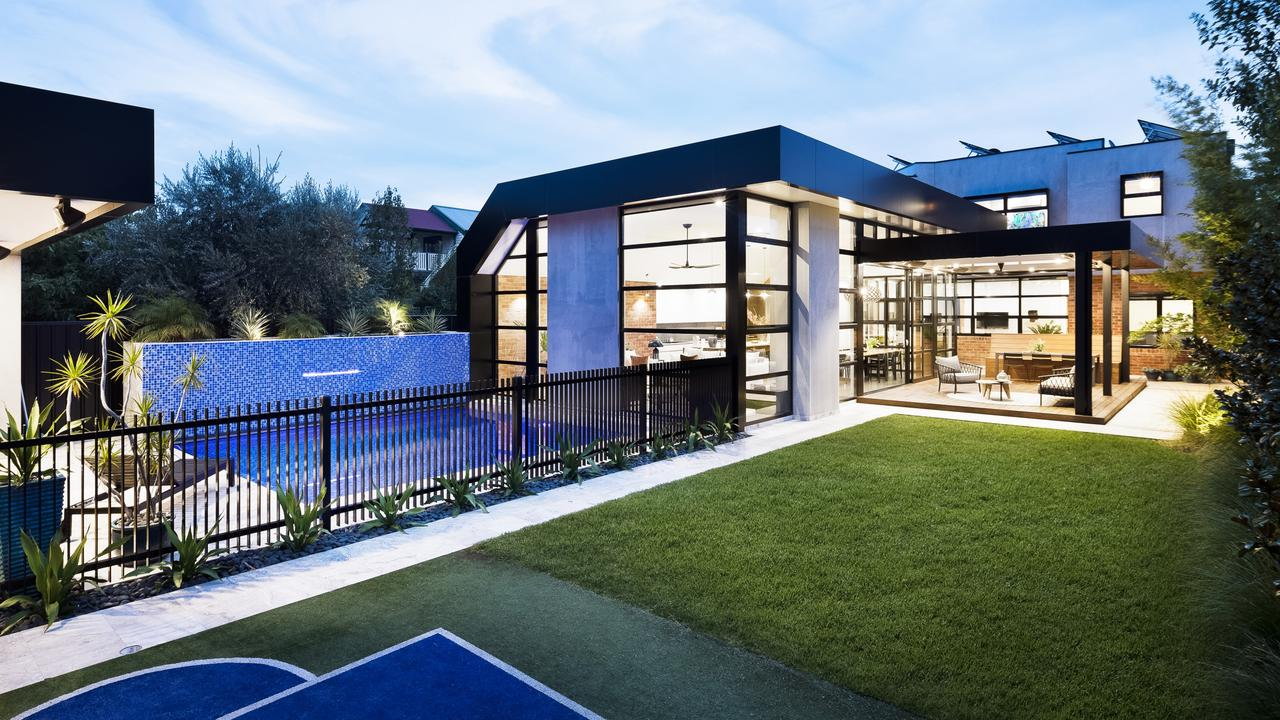 This schmick property at 18 Henry St, Northcote has raised the bar in the inner northern suburb.