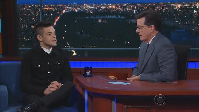 Rami Malek talks his favourite Queen song and his upcoming role as Freddie Mercury