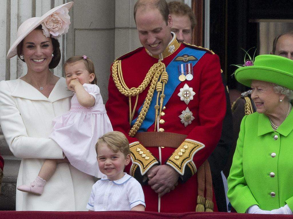 Kate understood what marrying into the royal family would mean. Picture: Justin Tallis/AFP