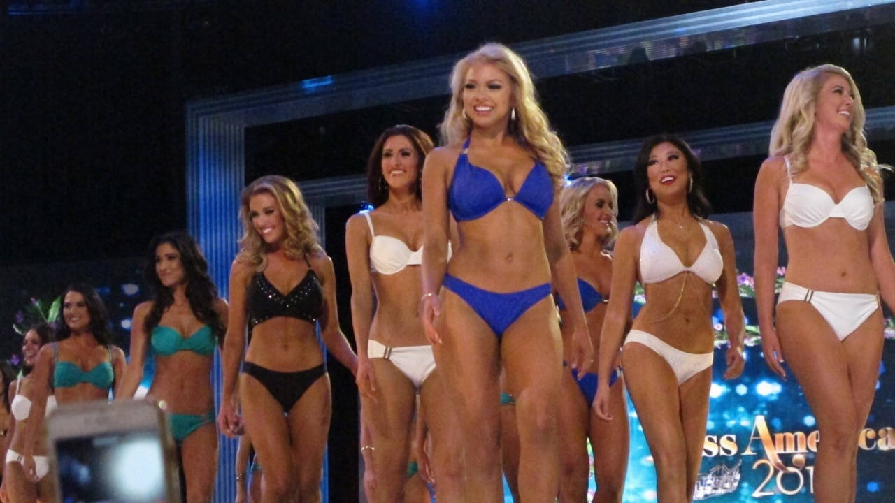 Miss America ends swimsuit competition in effort to evolve