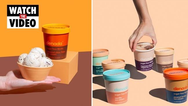 Perth-based sugar-free ice cream business Denada grows into massive success