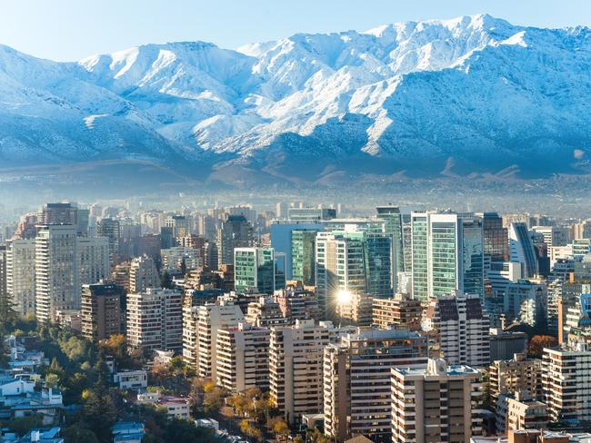 SANTIAGO, CHILE: With a population of seven million, Santiago is one of South America's biggest cities, but for years it's been overshadowed by its better-known neighbours. Not anymore. With Chile named Lonely Planet's No. 1 destination to visit in 2018 and National Geographic listing Santiago, has hit the spotlight. The underrated city now rivals Buenos Aires as the destination of choice for discerning travellers, with a thriving foodie and arts scene. The city's ripe for sightseeing, with its spectacular backdrop of the Andes, and a recently relaunched cable car providing easy access to its most scenic point, Cerro San Cristobal — which, with its 14m Virgin Mary statue, is billed as Santiago's answer to Rio de Janeiro's iconic Christ the Redeemer.
