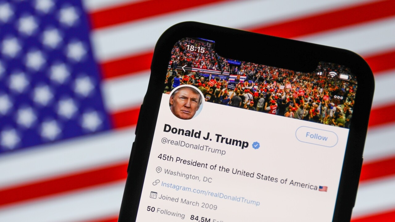 Banning Trump from Twitter is an 'illiberal move'
