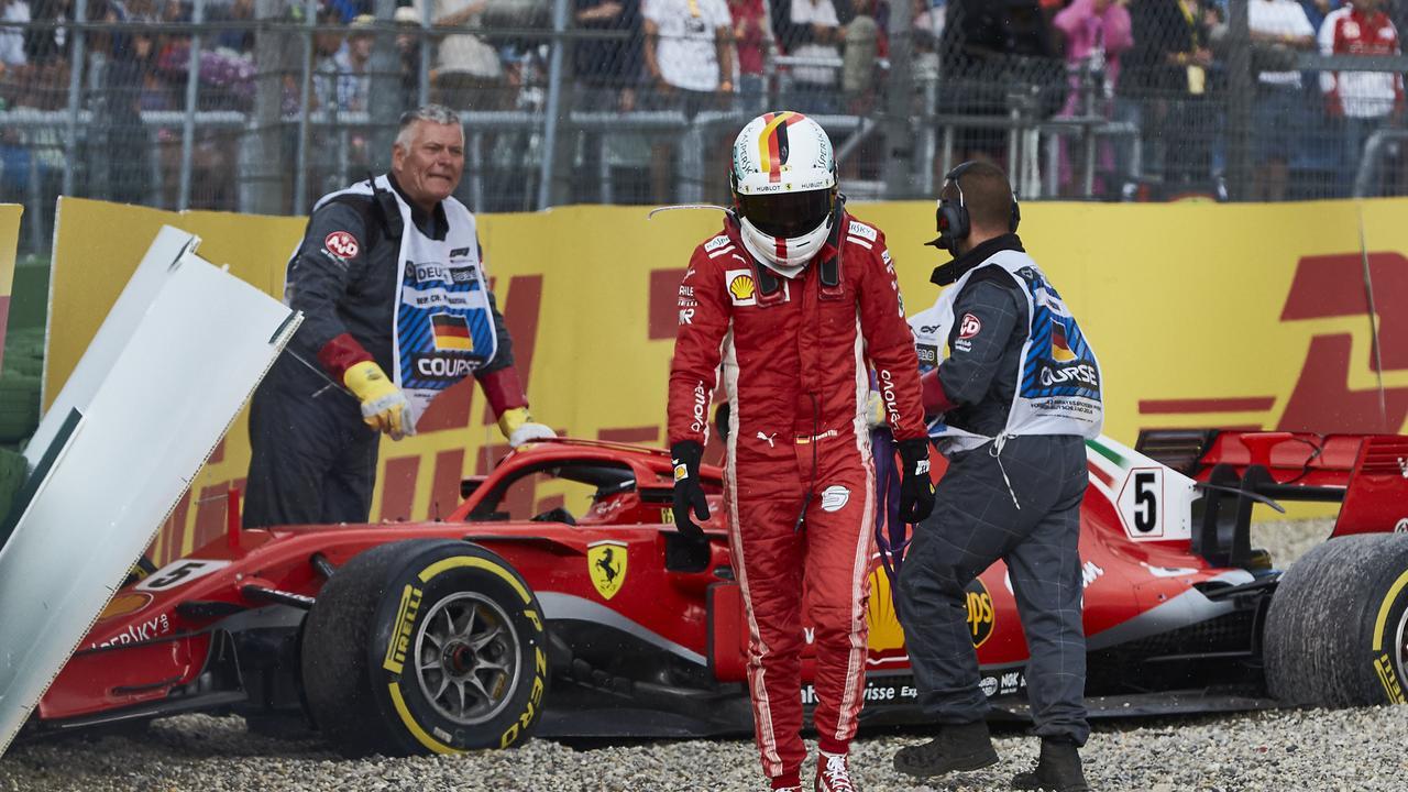 Sebastian Vettel will leave Ferrari at end of the current Formula 1 season.