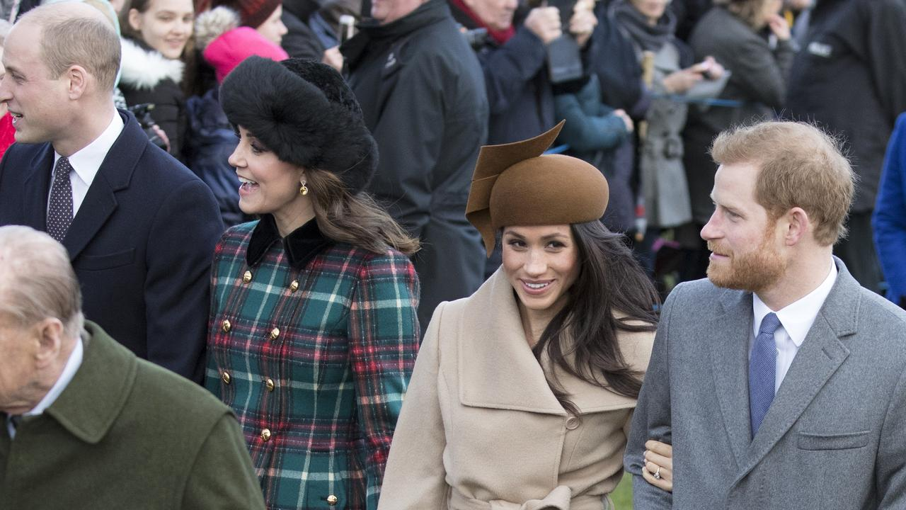 The Palace is working to 'neutralise' bombshell claims made by the Sussexes. Picture: Mega Agency.