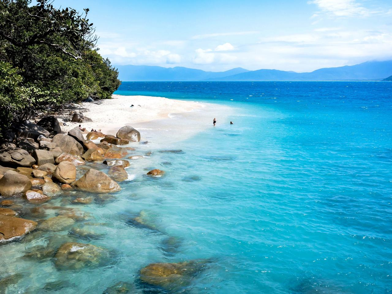 Australia's 101 Best Beaches includes Nudey Beach at Number 2