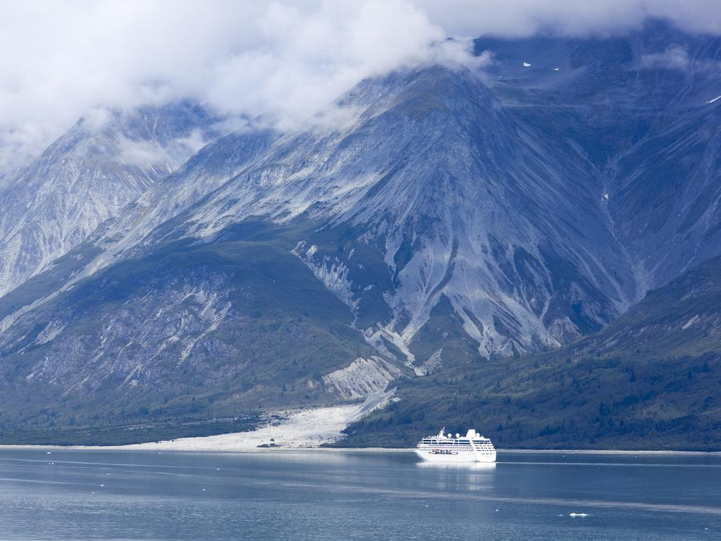 Anita said cruises have taken her all over the world, with Alaska among her favourite locations.