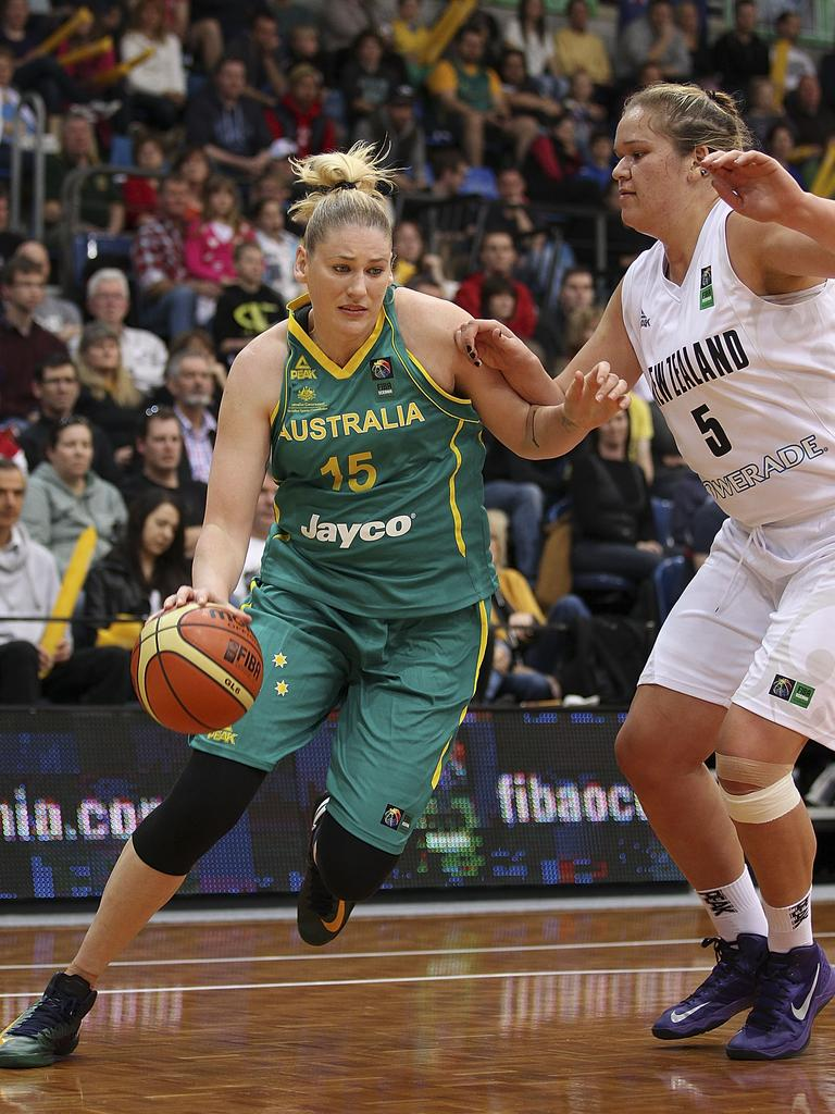 Lauren Jackson remains the best female player ever to play for Australia (Photo by Stefan Postles/Getty Images)