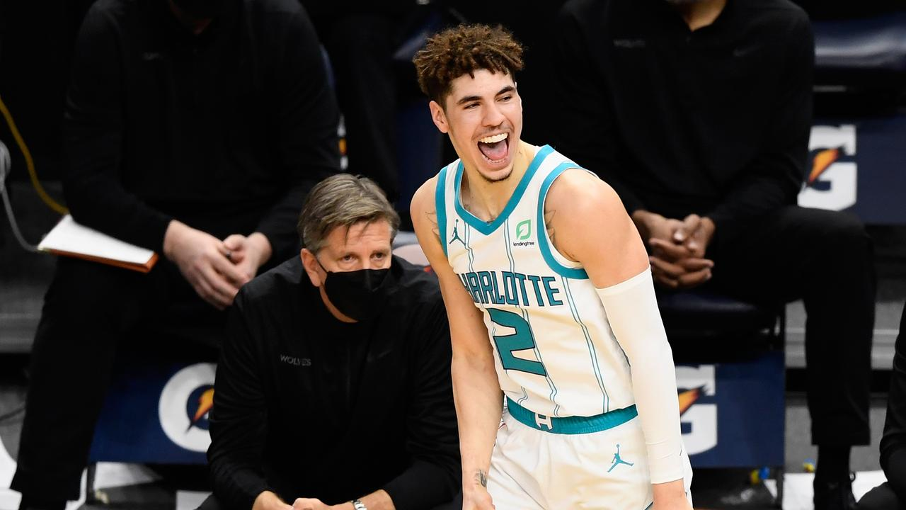 LaMelo Ball is lighting up the NBA.