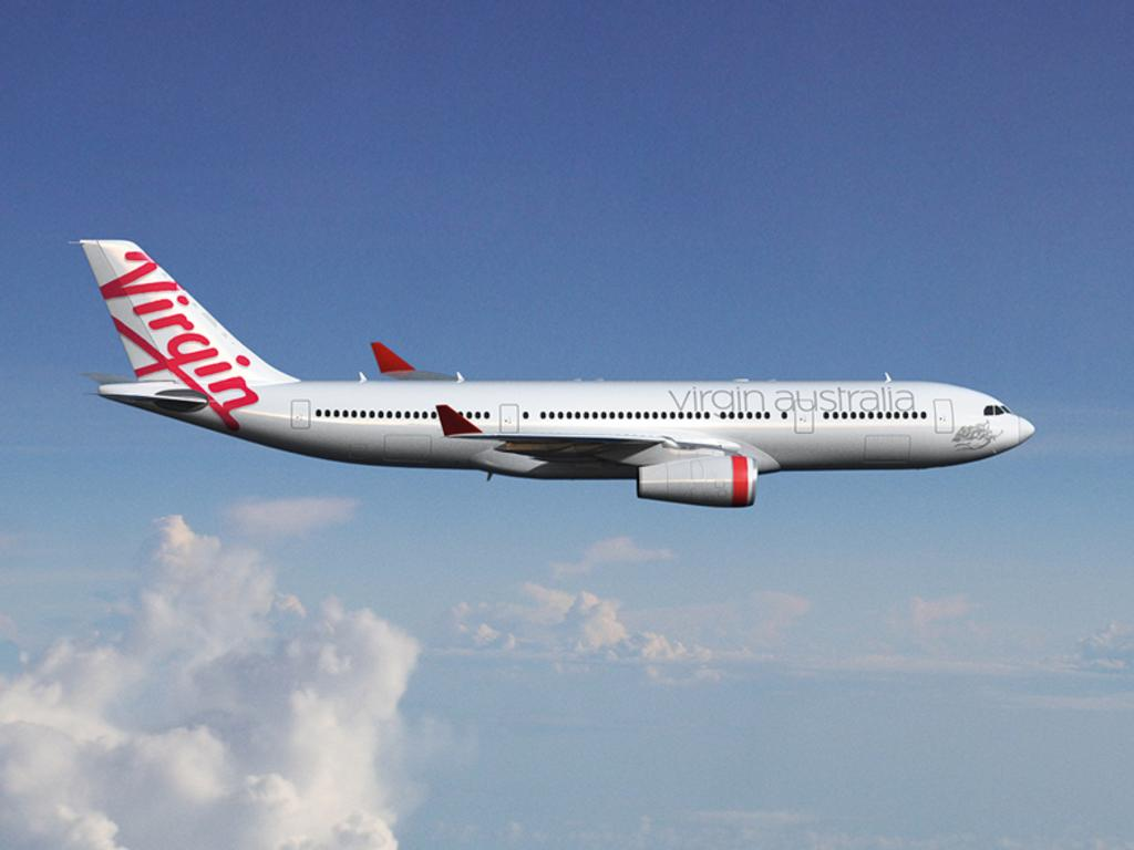 Every Virgin flight booked in the next three days will accrue double Velocity Points. Picture: Virgin Australia
