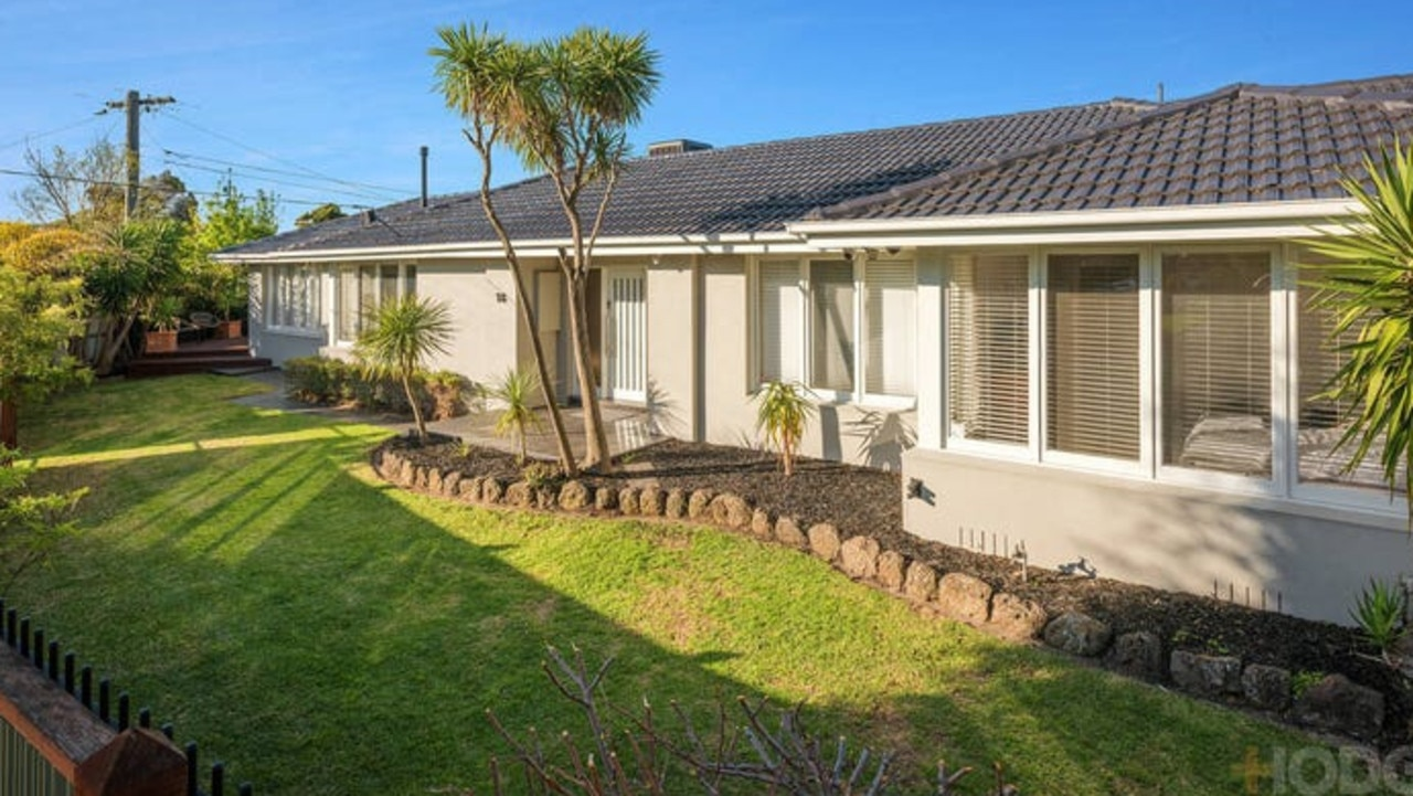 14 Albany Crescent, Aspendale, is for sale for $1.2m-$1.3m.