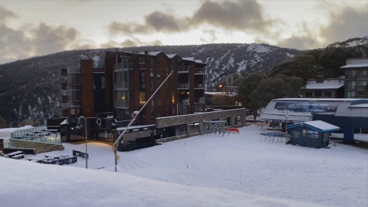Cold snap grips southeast Australia