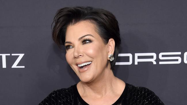 Krid Jenner has started the new year with a striking new look. Picture: Jamie McCarthy/Getty Images for Gabrielle's Angel Foundation