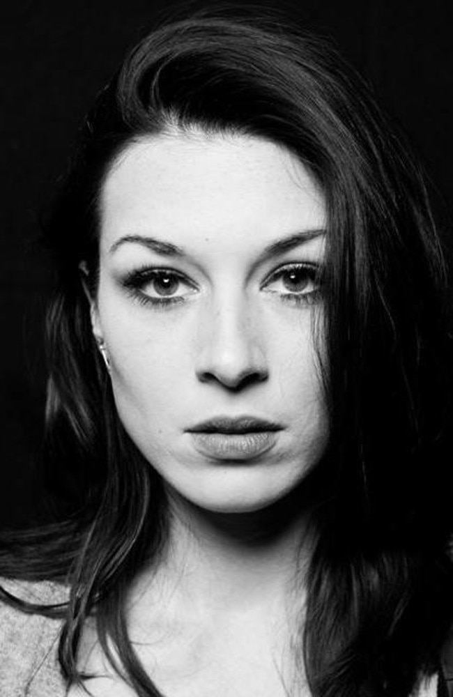 Stoya in her Twitter profile picture