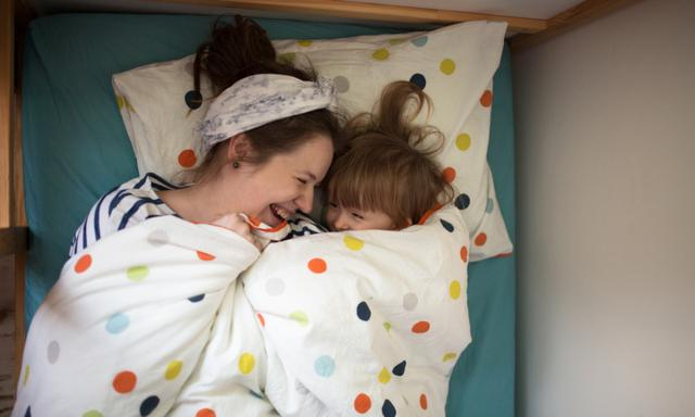 bedtime child sleep routine parenting style