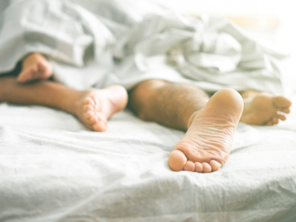 Having sex during the day is good for productivity. Picture: iStock