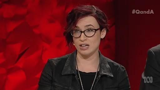 Laurie Penny discusses Ashley Madison hack