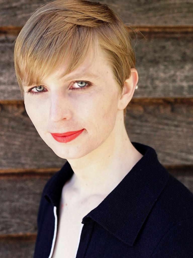 Former soldier Chelsea Manning. Picture: AFP