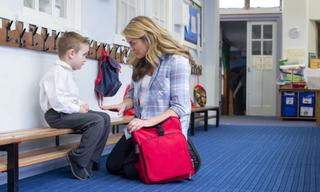 Helping your child avoid 'accidents' at school
