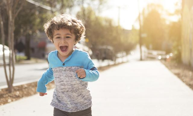 What to do when your toddler runs away from you