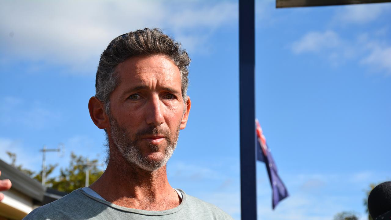 Aaron Cockman, the father of four children killed by their grandfather near Margaret River in WA's south. Picture: AAP