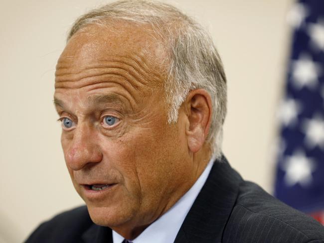 Republican Steve King's rape, incest claim shocks US