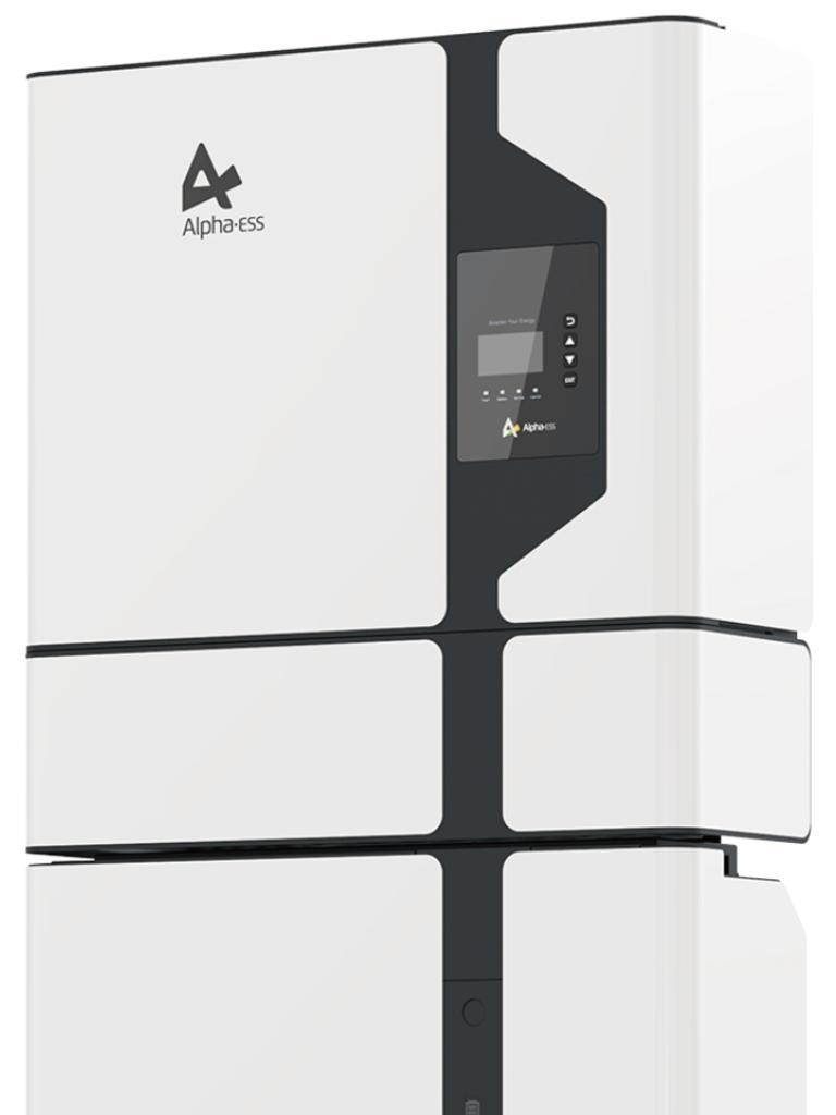 Alpha ESS SMILE5 battery system.