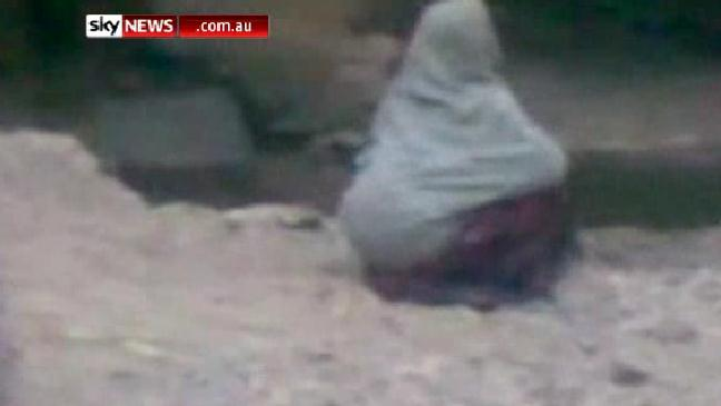 Afghan woman executed