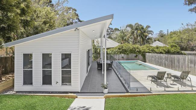 Granny flats can be a huge bonus, with added rental returns. Picture: Granny Flat Solutions