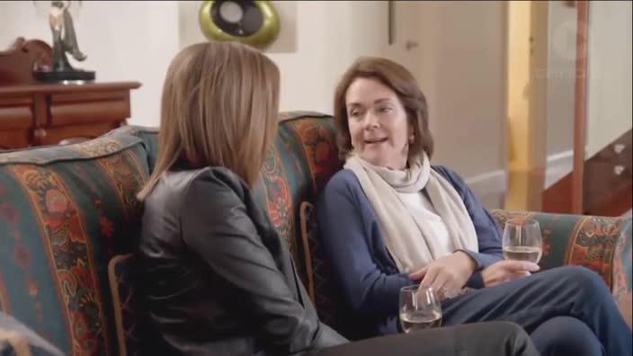Bachelorette Georgia's emotional struggle with sick mother