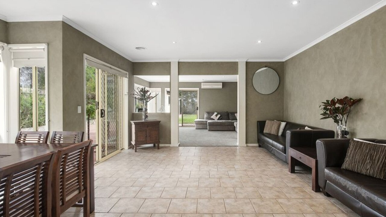 6 Fraser St, Herne Hill, is on the market for $735,000 to $765,000 after passing it at auction.