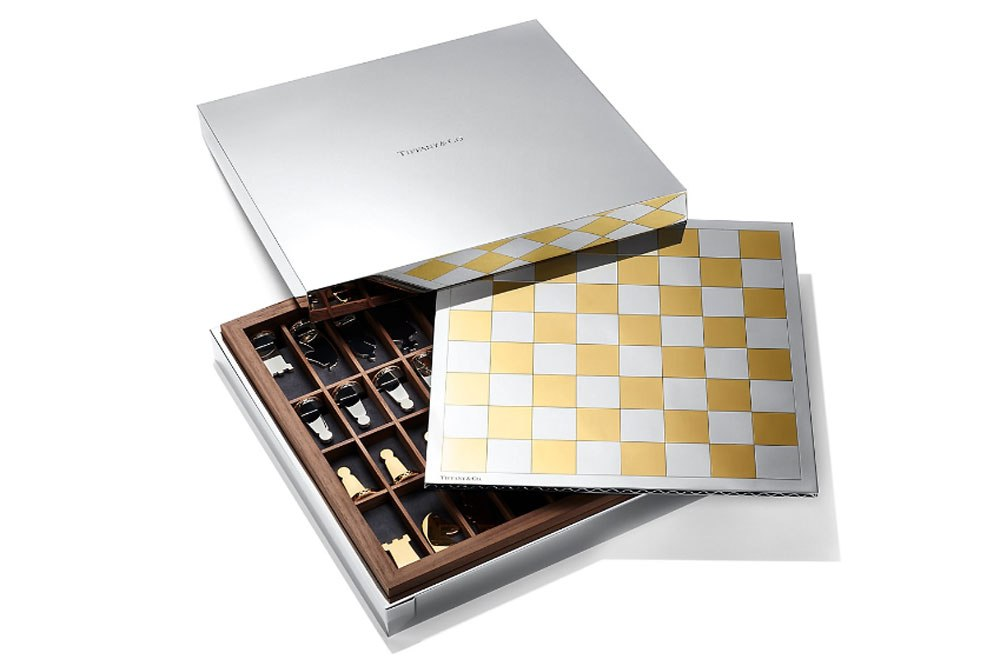 Tiffany & Co. is selling a luxury chess set for $135,000