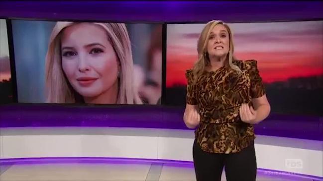 Samantha Bee blasted for over vicious slur against Ivanka Trump