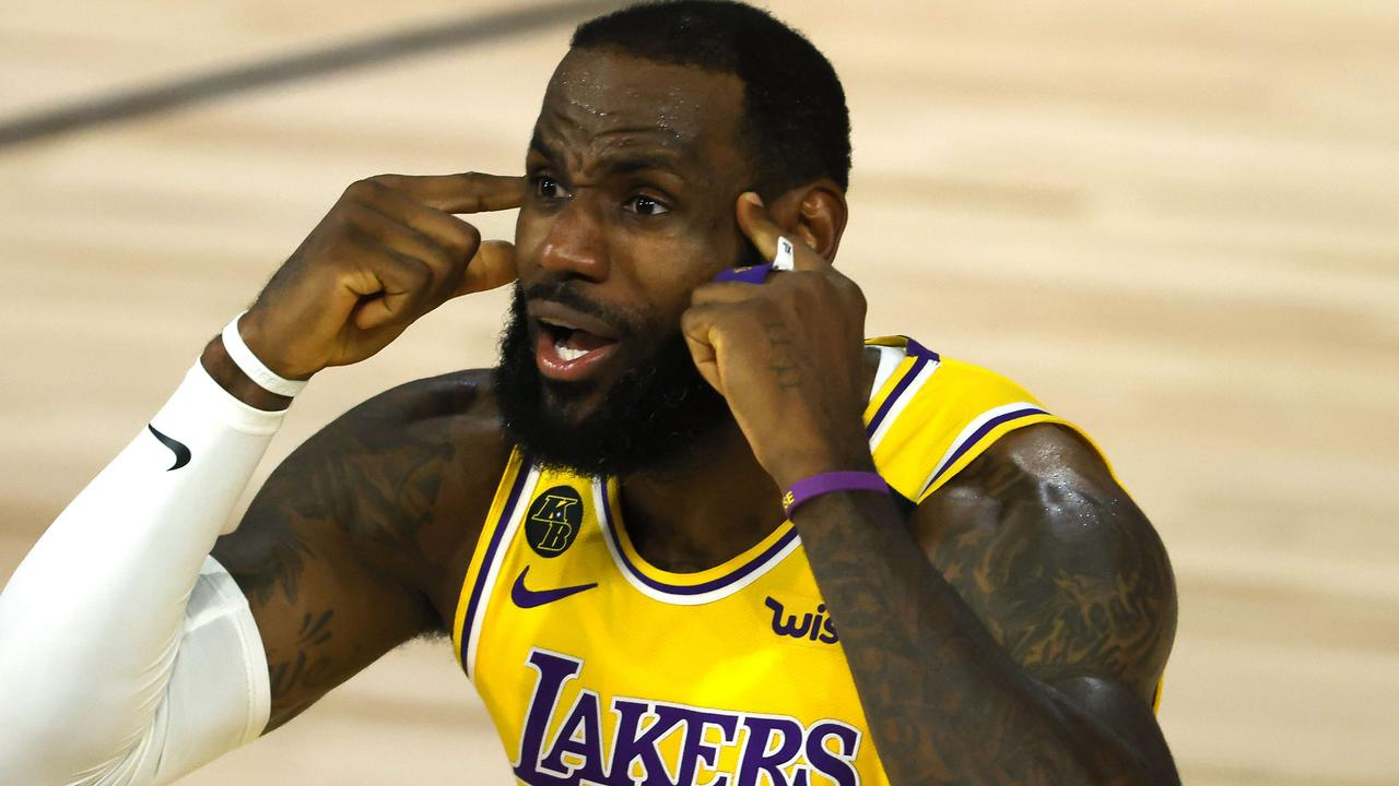 The Lakers could face a serious test in the first round of the NBA Playoffs.