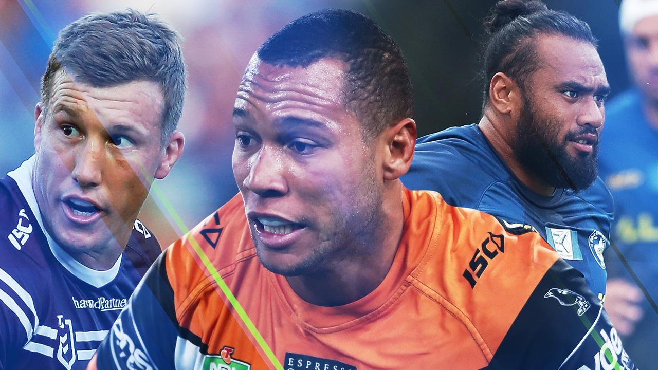 Trent Hodkinson, Moses Mbye and Junior Paulo