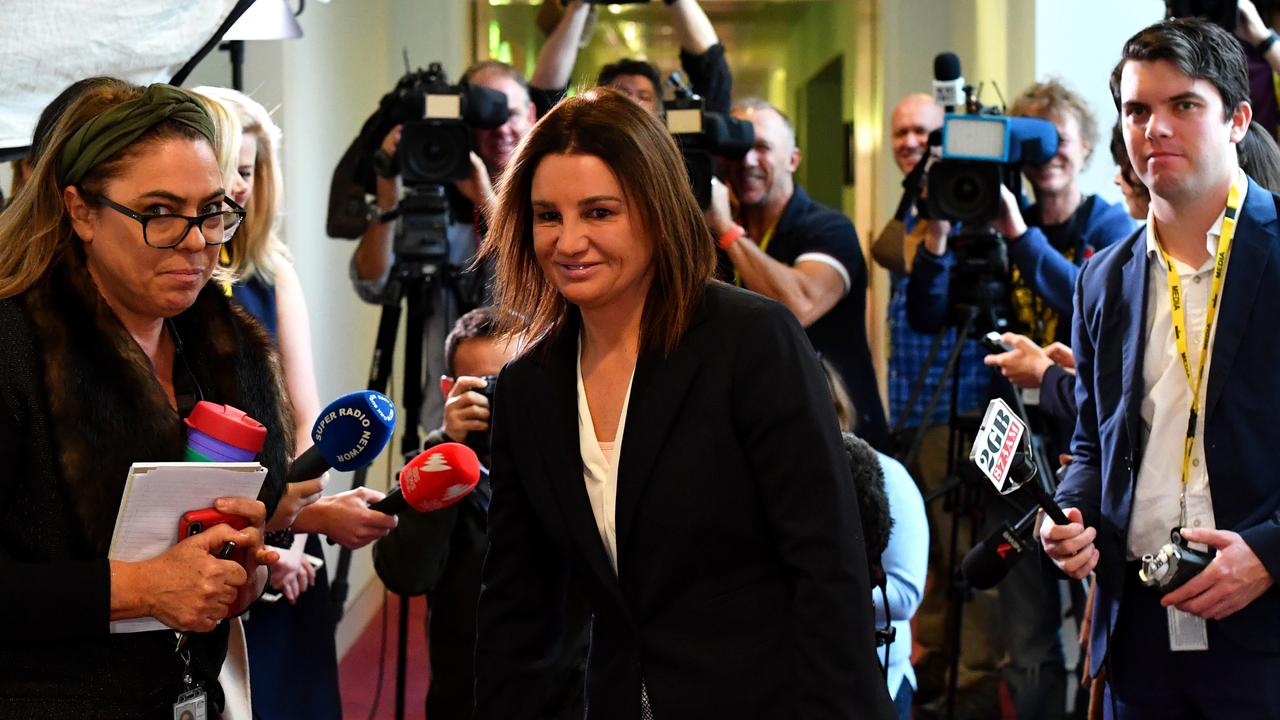 Independent Senator Jacqui Lambie has confirmed her support. Picture: Sam Mooy/AAP