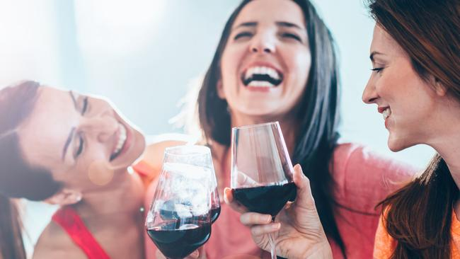 Drinking red wine (in moderation) could help you to lose weight, according to some scientists. Picture: IStock