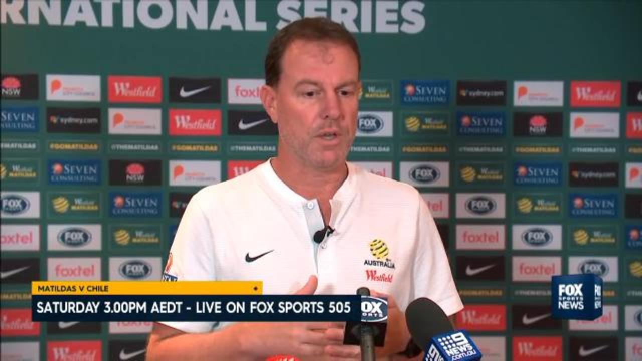 'Matildas have come so far'