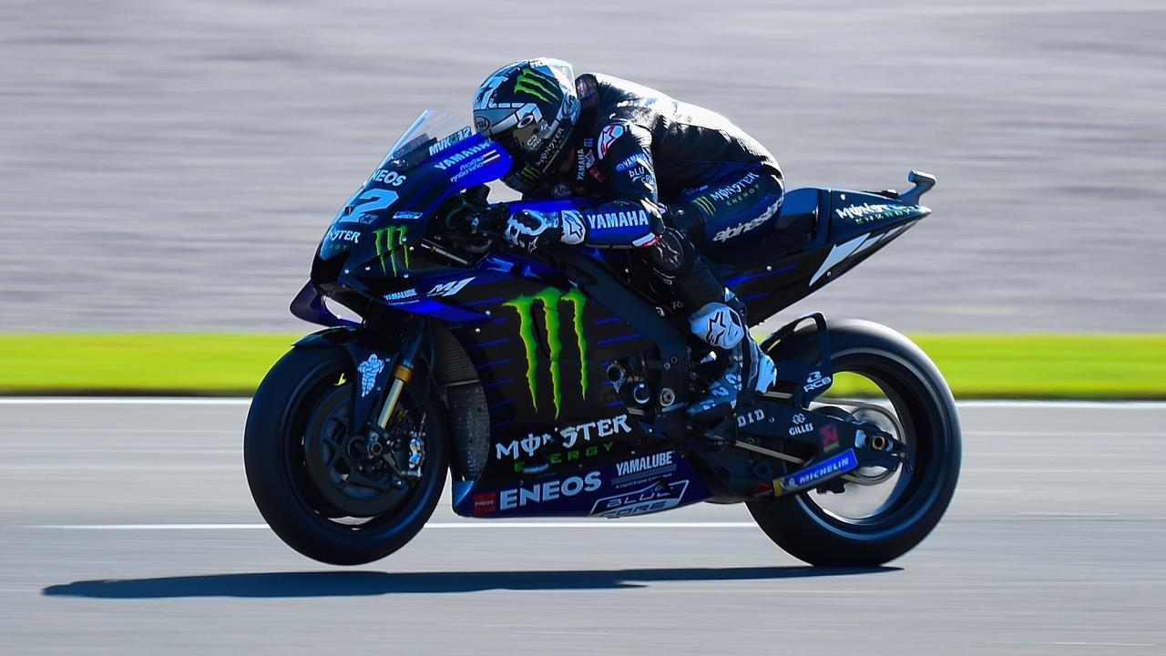 Vinales and Yamaha owned testing in Valencia and Jerez.