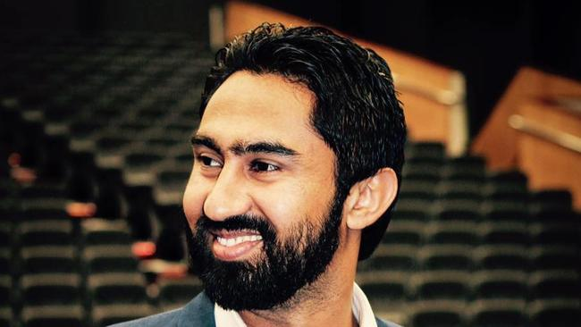 Slain bus driver Manmeet Sharma has been remembered as a talented entertainer.