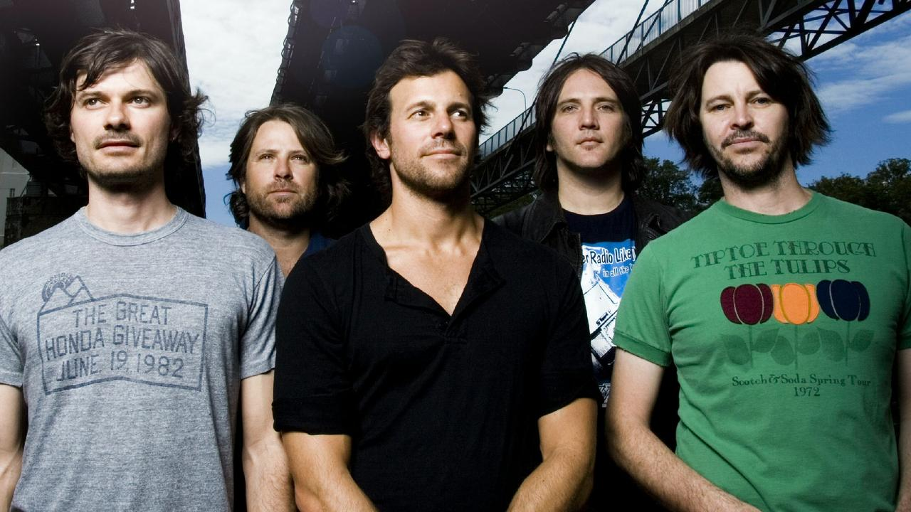 There's a pretty high chance Powderfinger could take to the Splendour stage in 2020. Picture: Ian Jennings