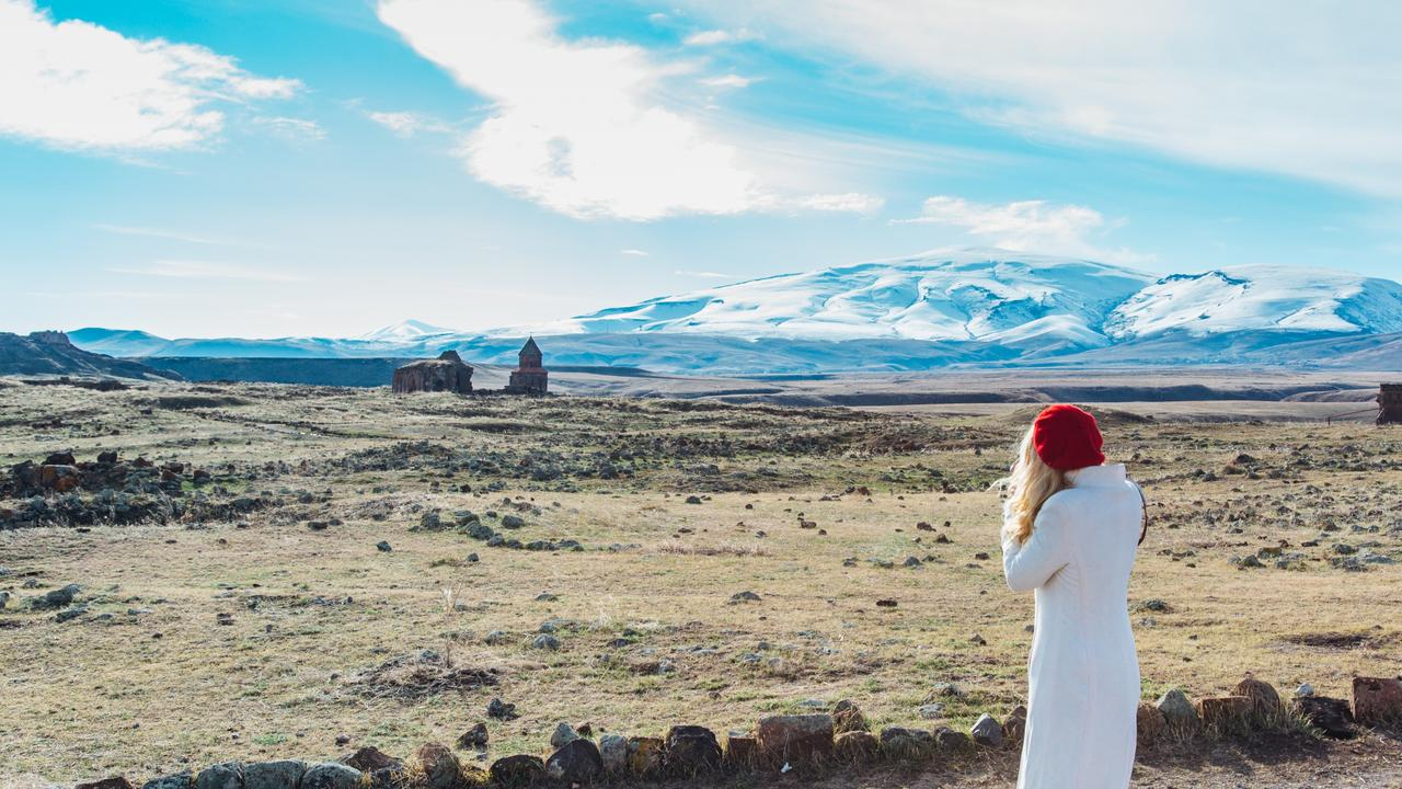 Kars and Ani Historical Site, Turkey. Picture: Ryan Bolton/Peregrine Adventures
