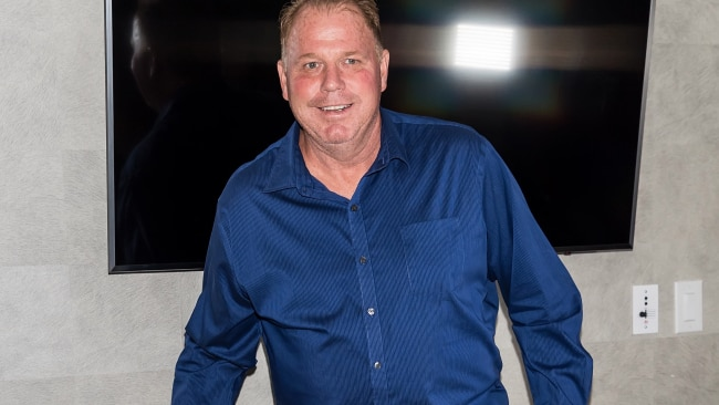 Thomas Markle Jr. has arrived in Australia ahead of the filming of Big Brother VIP. Picture: Gilbert Carrasquillo/Getty Images