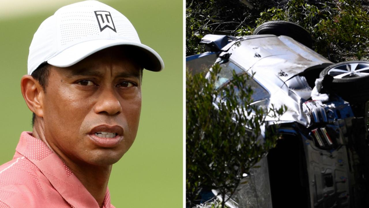 Investigators have retrieved the 'black box' from Tiger Woods' SUV.