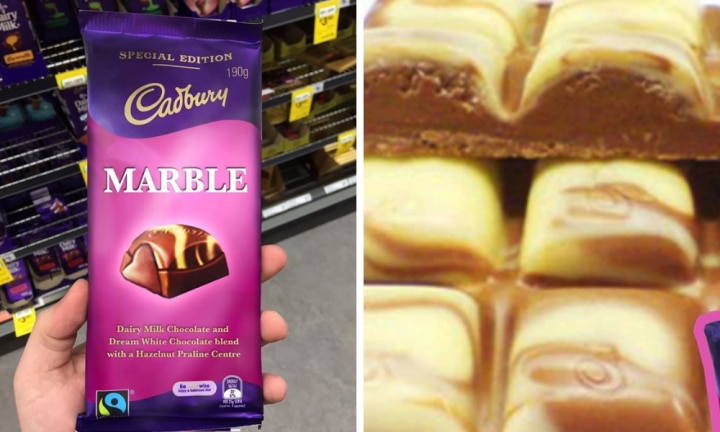 Cadbury confirms it's bringing back Marble chocolate blocks