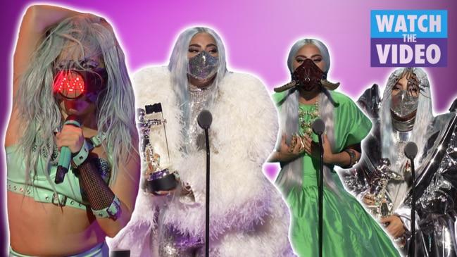 MTV VMAs: Lady Gaga takes over