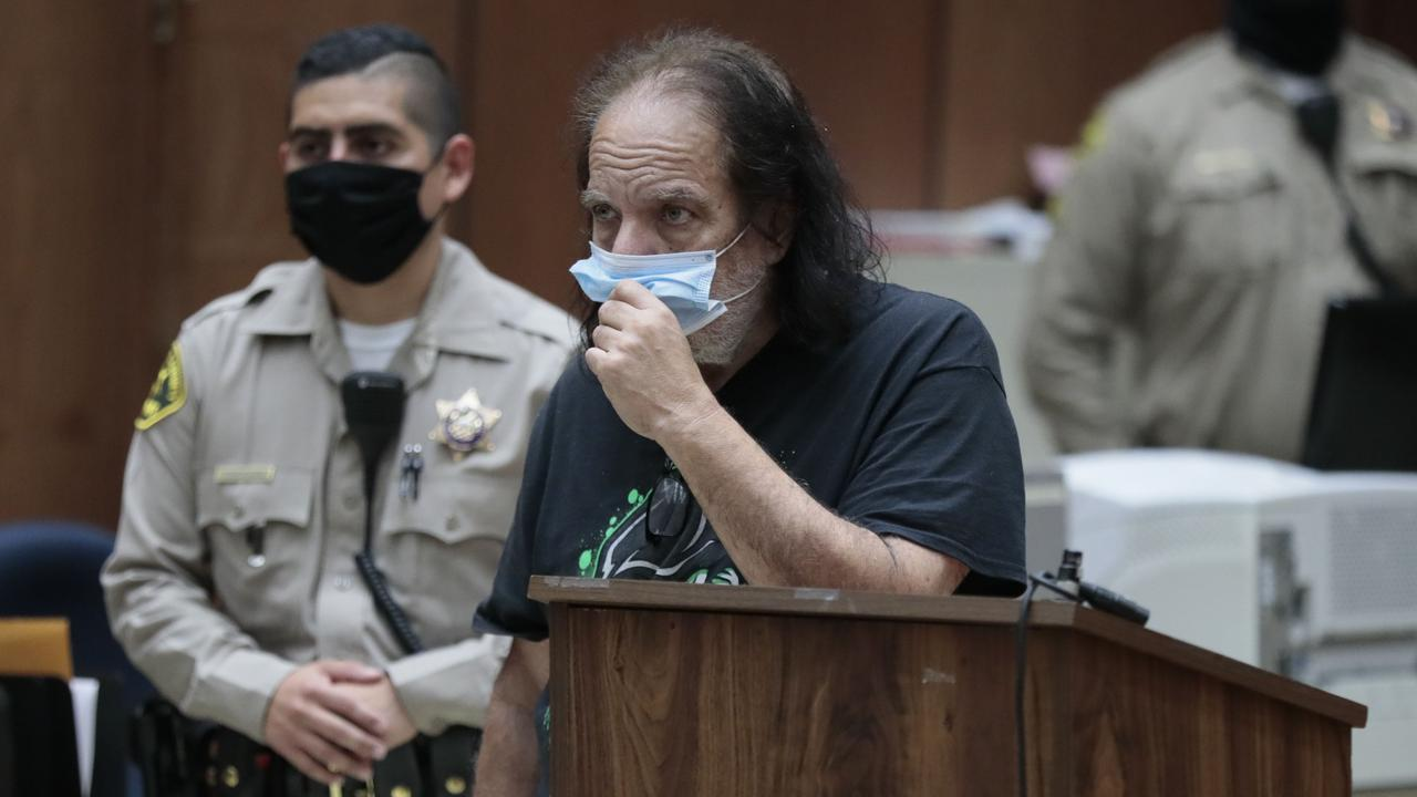 Jeremy, 67, made his first LA court appearance in June. Picture: AFP.