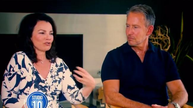 Fran Drescher and her ex-husband Peter open up about that harrowing night in 1985.