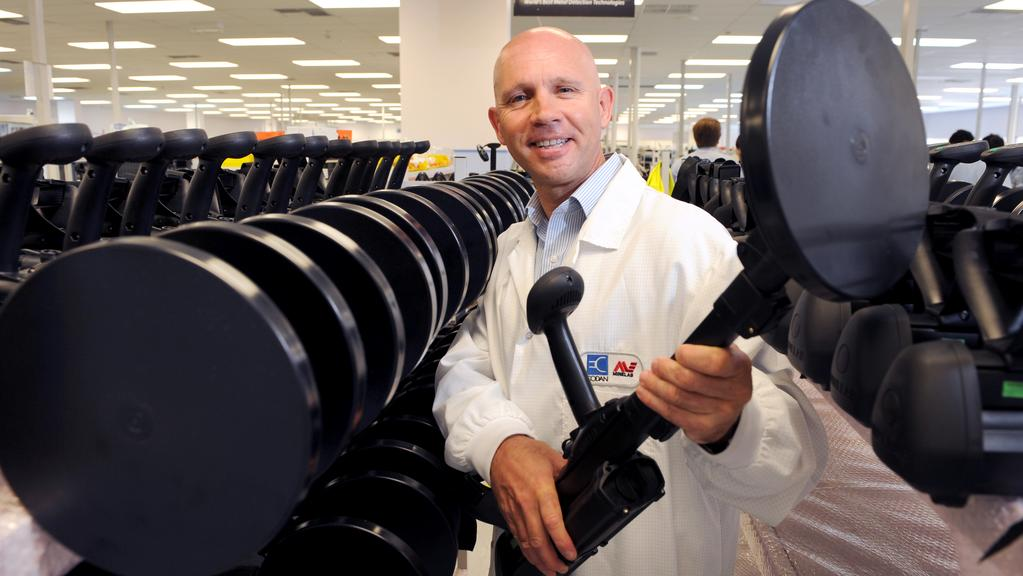 Adelaide technology company Codan has boosted its profit by more