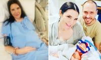 Tracey Jewel opens up about 'unbearable' birth experience